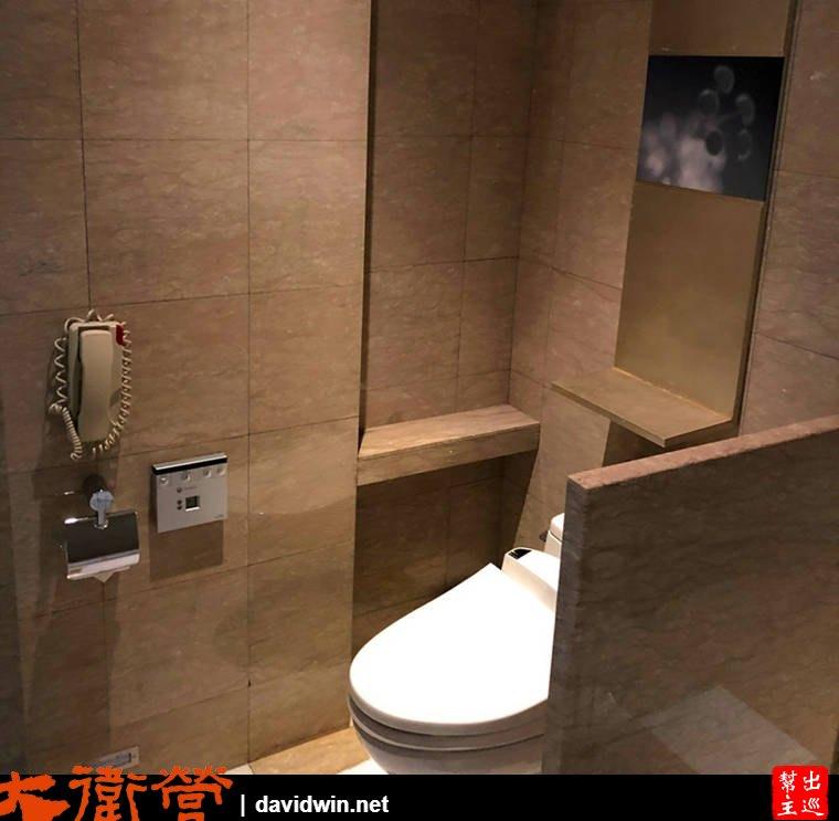 上海東方商旅酒店衛浴廁所