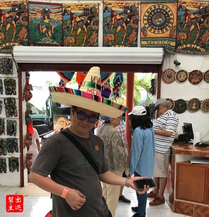 紀念品真的挺多的,也都是墨西哥風情