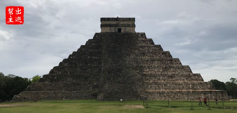 金字塔El Castillo
