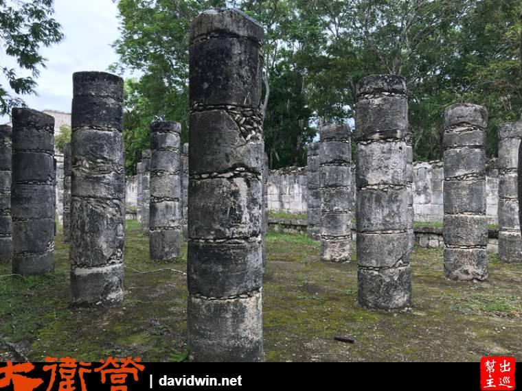戰士神殿(Temple of the Warriors)