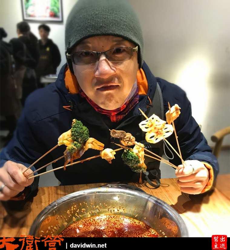 葉婆婆紅油缽缽香