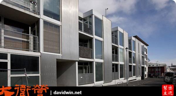 冰島住宿攻略Saeluhus Apartments & Houses