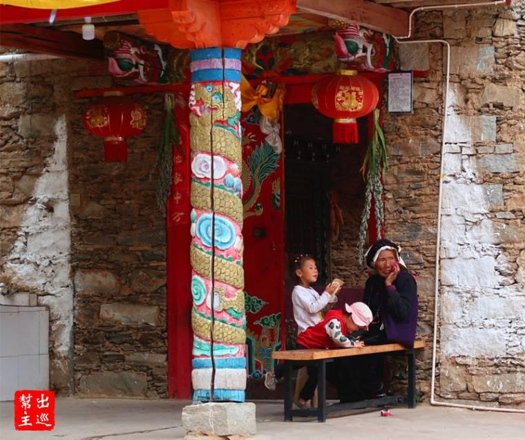 中國最美鄉村之首:甲居藏寨
