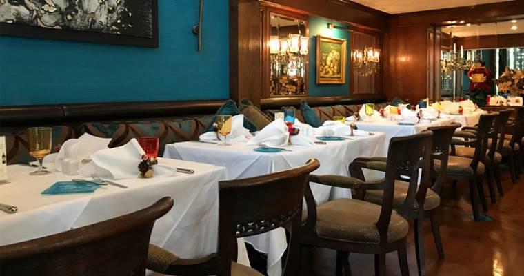 【曼谷 美食】米其林推薦法式料理:Philippe Restaurant