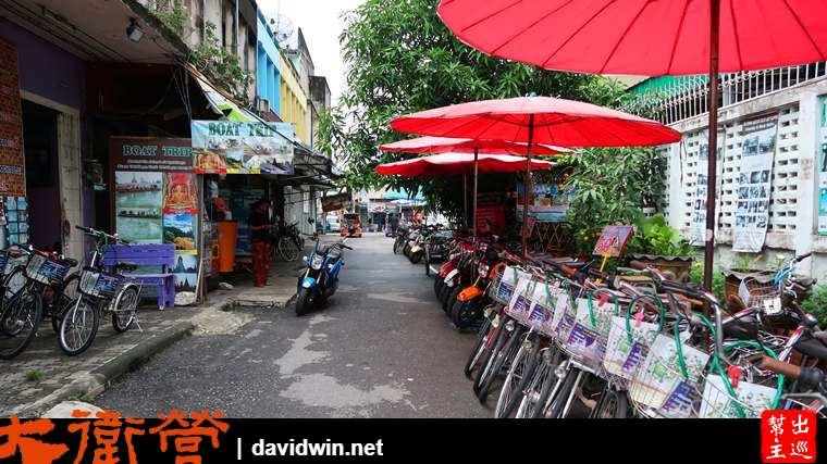 大城Ayutthaya