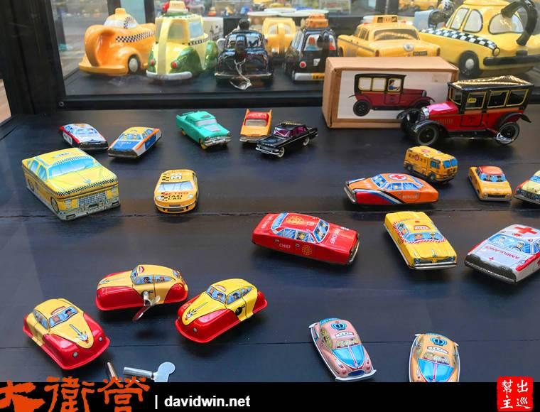 宜蘭計程車博物館展品