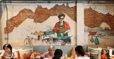 米其林主廚的街頭美食:Err Urban Rustic Thai