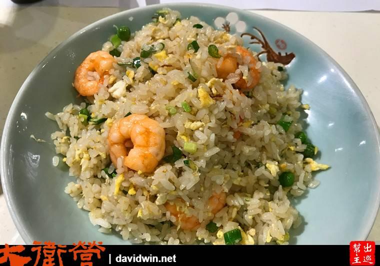 『蝦仁蛋炒飯』,看似最簡單卻也最挑戰廚藝的炒飯