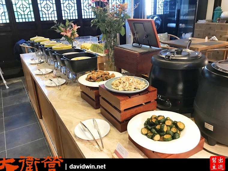 蘇州文旅花間堂探花府早餐