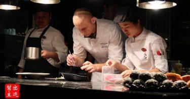 曼谷法式料理:米其林一星Elements主廚