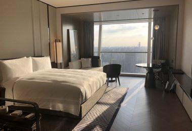上海魯能JW萬豪侯爵酒店