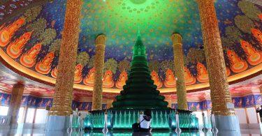 水門寺 Wat Paknam