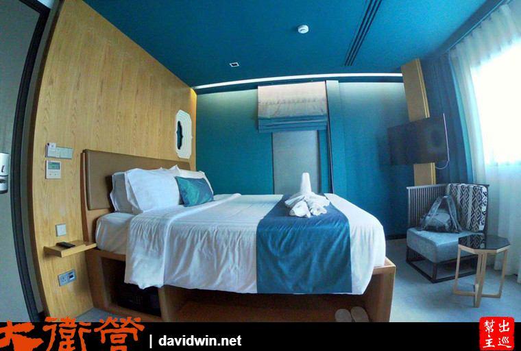 曼谷絕佳位置小巧精品酒店:Sib Kao