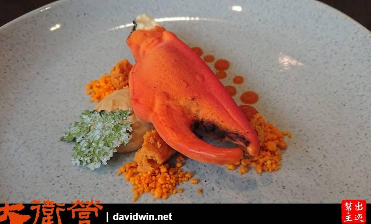 曼谷米其林甜品:ICI辣椒蟹 Chilli crab