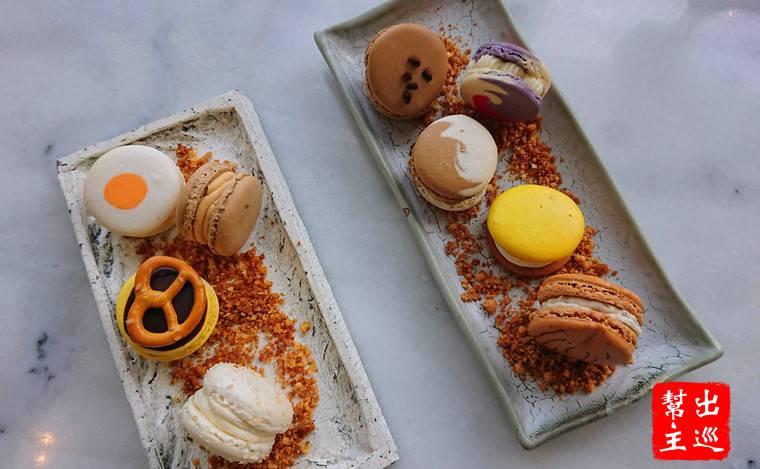 曼谷米其林甜品:ICI馬卡龍