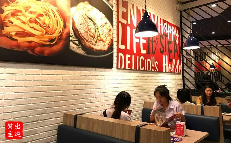 你永遠會在店裡看到學生來用餐,畢竟價格上相當適合年輕人消費