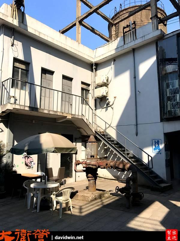 莫干山路50號的老廠房