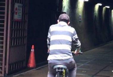 來去『舊草嶺隧道』騎自行車囉~