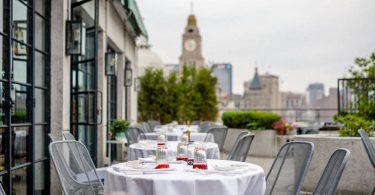 米氏西餐廳 下午茶室外露台