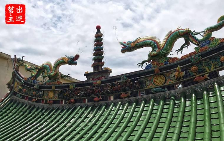 嘉義大林安霞宮
