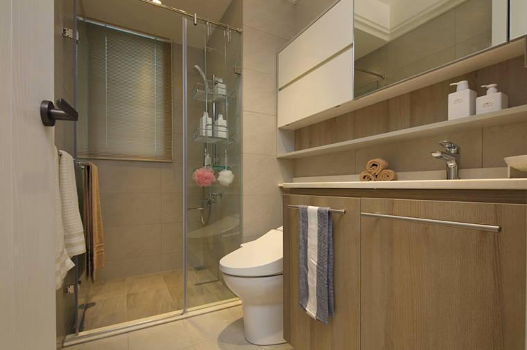 鉅陞建設衛浴設計