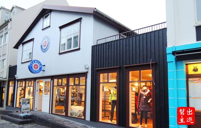 冰島價格比較親民的品牌ICEWEAR