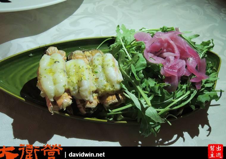 本地排名Top3的餐廳『Noa Seafood Restaurant』