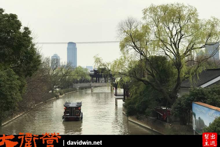 【蘇州|景點】楓橋夜泊的夜半鐘聲:寒山寺