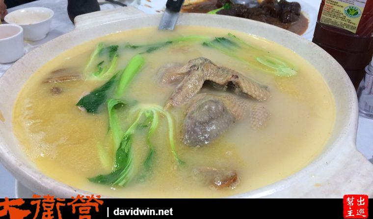 馮記上海小館砂鍋燉土雞