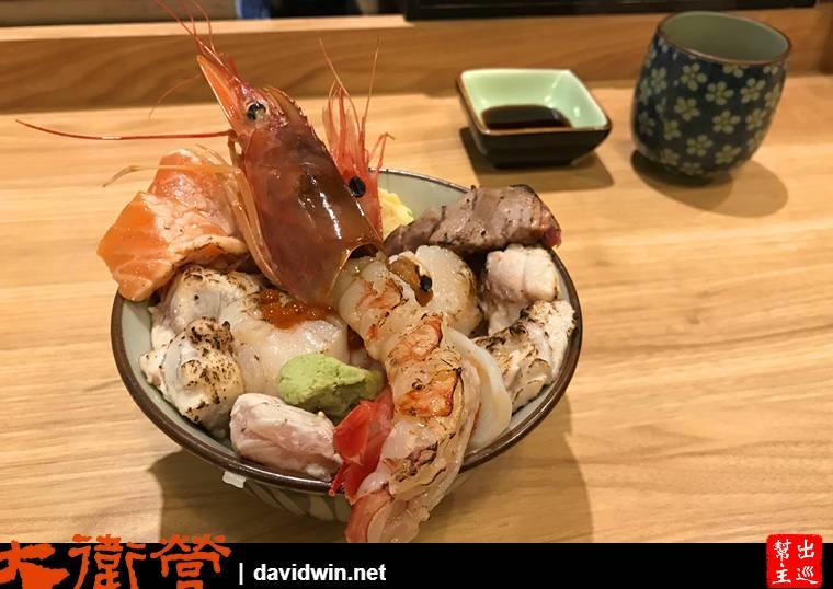 永和頂溪千幸壽司天使大蝦