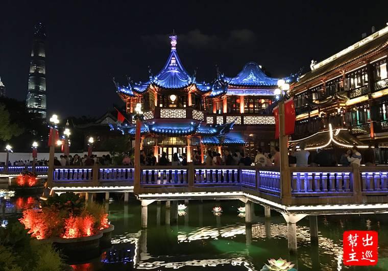 全上海最中國的地方:豫園商圈