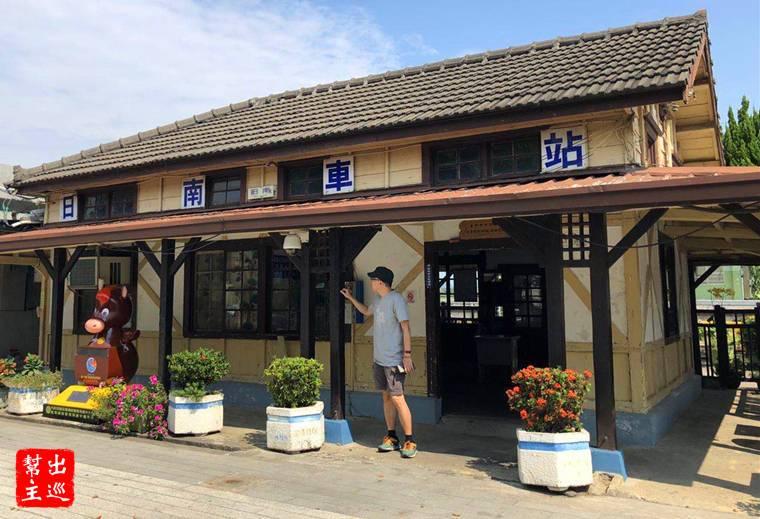 【台灣|台中】海線僅存五座木造車站之一:日南車站
