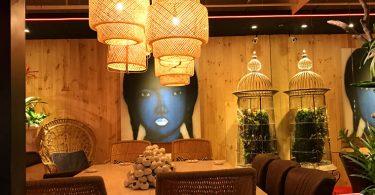網美奇幻夜店風:So Bangkok泰式餐廳燈籠