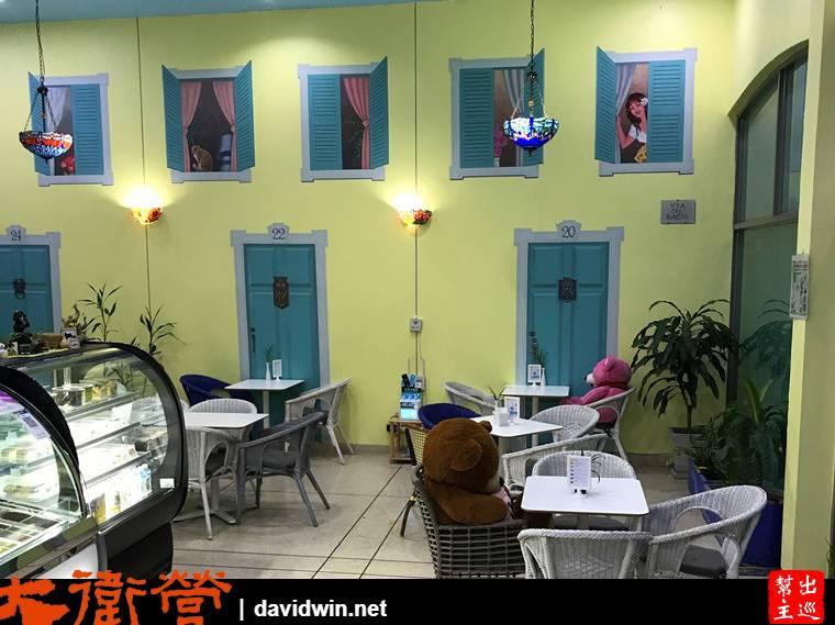 Gelato Finale冰淇淋店環境