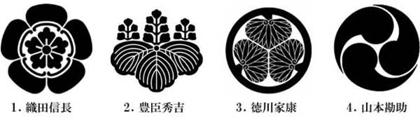 日本幕府時代家徽