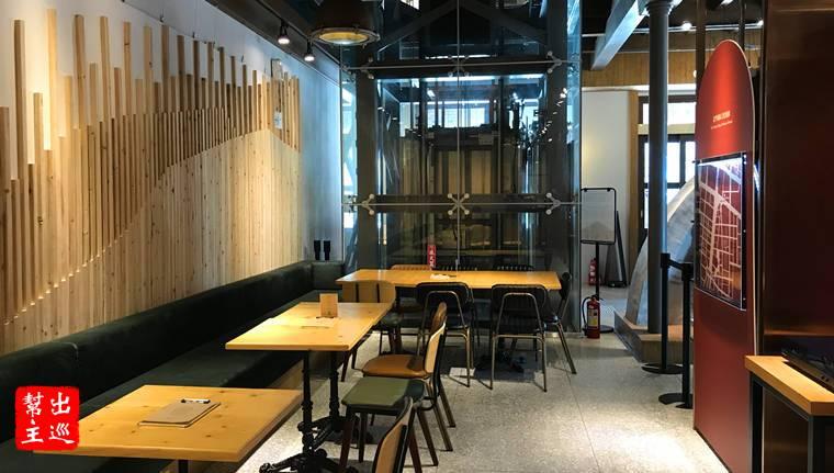台北記憶倉庫餐酒咖啡館