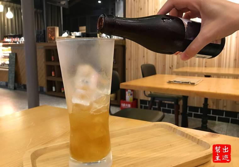 多種特色啤酒可以品味