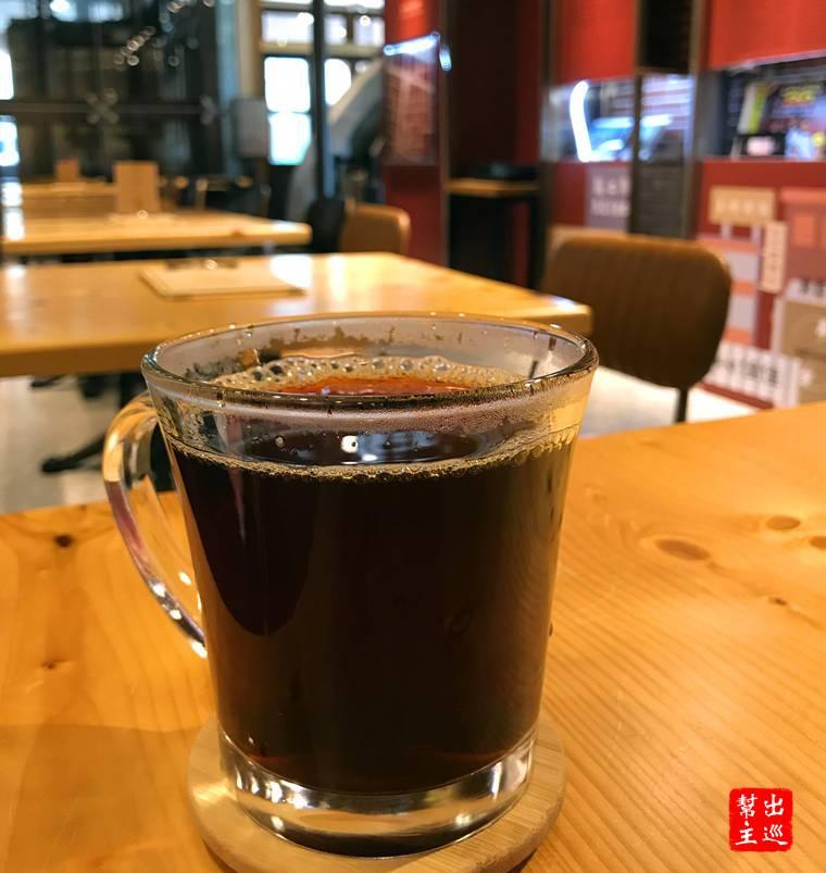 台北記憶倉庫餐酒咖啡館單品咖啡