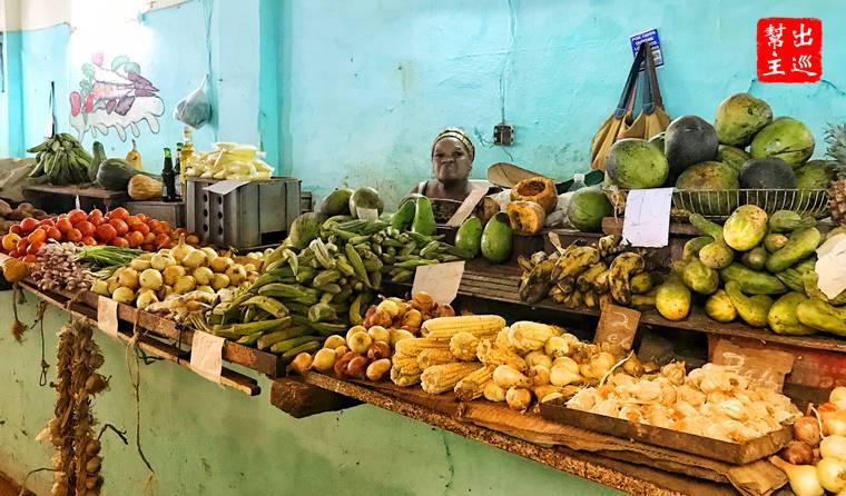 古巴哈瓦那市場