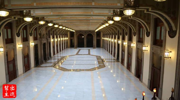墨西哥城國家宮Palacio Nacional