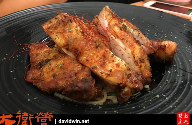 台義麻油雞燉飯