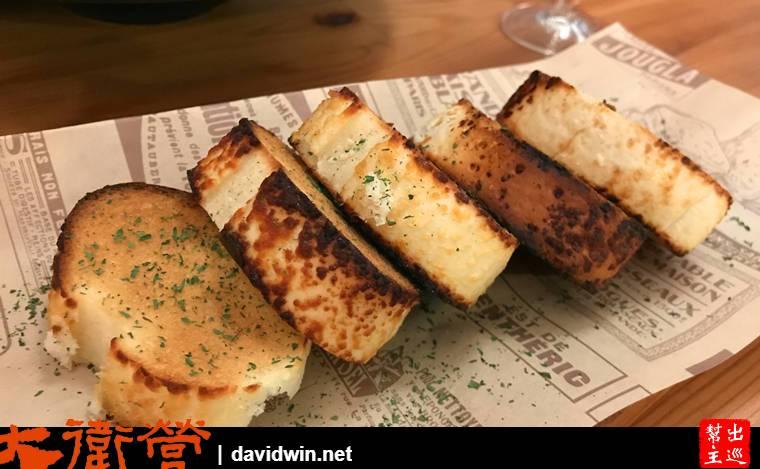 台義手路餐酒館沃野18烤麵包
