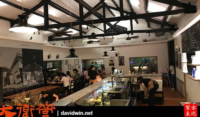 【台灣|台南】大學巷內特色餐酒館:沃野18 OhYeah18