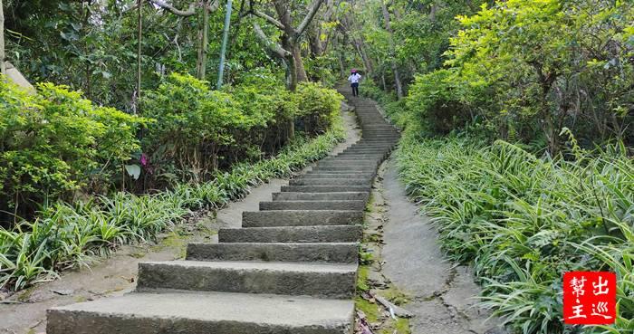大同山登山步道
