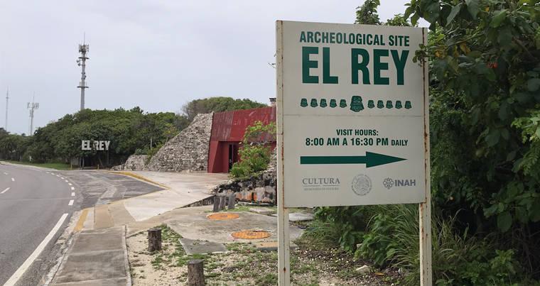 El Rey考古遺址