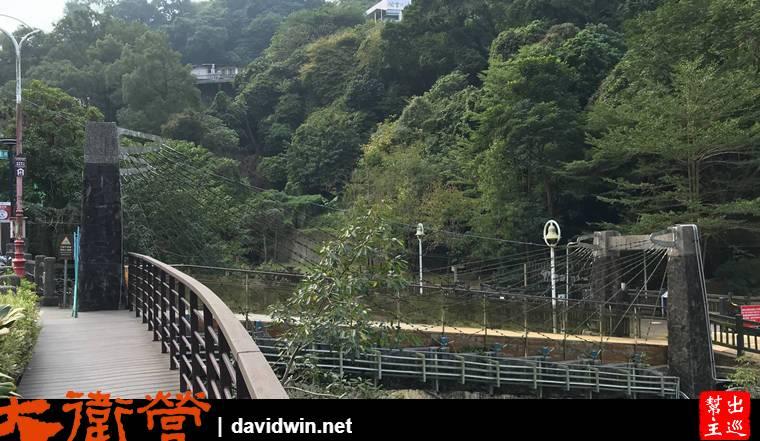 關子嶺溫泉寶泉橋