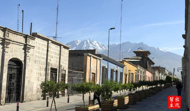 【秘魯】白色火山石建造的世界遺產古城:阿雷基帕 Arequipa