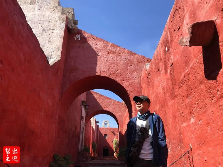 卡塔莉娜修道院 Monasterio de Santa Catalina